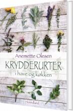 krydderurter i have og køkken - bog