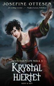 krystalhjertet - bog