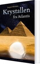 krystallen fra atlantis - bog