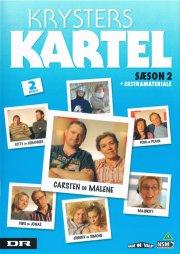 krysters kartel - sæson 2 - DVD