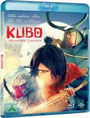 kubo and the two strings / kubo den modige samurai - Blu-Ray
