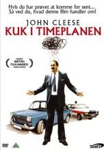 clockwise / kuk i timeplanen - DVD