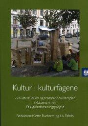 kultur i kulturfagene - bog