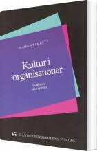 kultur i organisationer - bog