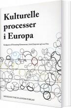 kulturelle processer i europa - bog