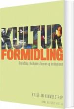 kulturformidling - bog