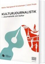 kulturjournalistik - bog
