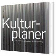 kulturplaner - bog