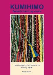 kumihimo flettede bånd og snore - bog