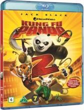 kung fu panda 2  - Blu-Ray+Dvd