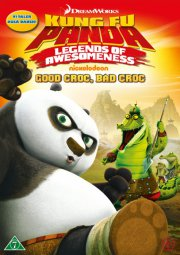 kung fu panda - legends of awesomeness - vol. 1 - DVD