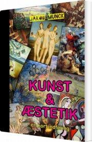 kunst og æstetik - bog