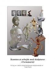 kunsten at arbejde med skulpturer i formmørtel - bog