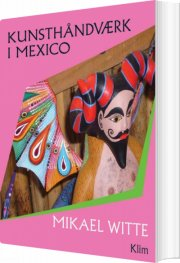 kunsthåndværk i mexico - bog