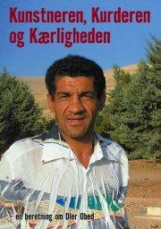 kunstneren, kurderen og kærligheden - bog