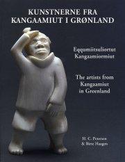 kunstnerne fra kangaamiut i grønland - bog