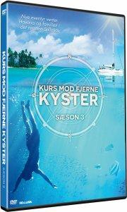 kurs mod fjerne kyster - sæson 3 - DVD