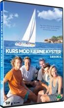 kurs mod fjerne kyster - sæson 4 - DVD