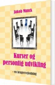 kurser og personlig udvikling - bog