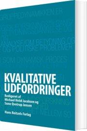 kvalitative udfordringer - bog