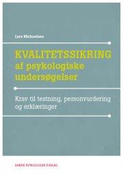 kvalitetssikring af psykologiske undersøgelser - bog