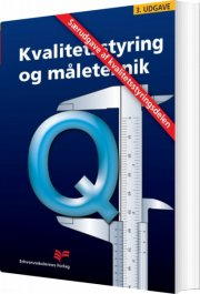 kvalitetsstyring - bog
