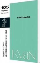kvan 105: feedback - bog