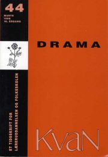 kvan 44 - drama - bog