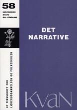 kvan 58 - det narrative - bog