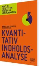 kvantitativ indholdsanalyse - bog