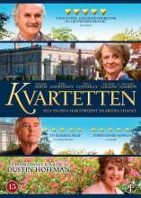 kvartetten - DVD