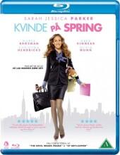 kvinde på spring - Blu-Ray