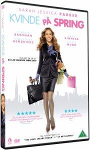 kvinde på spring - DVD