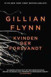 kvinden der forsvandt - bog
