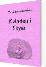 kvinden i skyen - bog