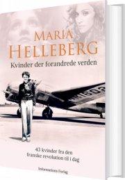 kvinder der forandrede verden - bog