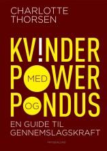 kvinder med power og pondus - bog