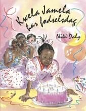 kwela jamela har fødselsdag - bog
