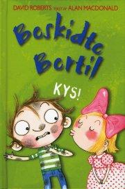 beskidte bertil - kys! - bog