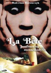 the beast / la bete - jomfruen og menneskedyret - DVD