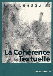 la cohérence textuelle, 2. udg - bog