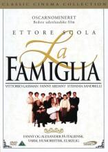 la famiglia - DVD