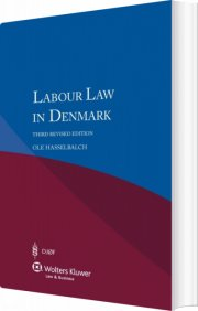 labour law in denmark - bog