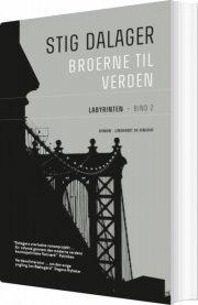 labyrinten - broerne til verden 2 - bog