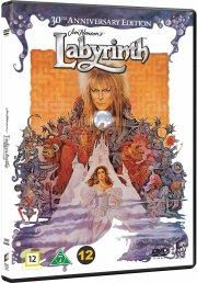 labyrinth: 30 års jubilæums udgave - DVD