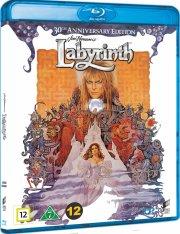 labyrinth: 30 års jubilæums udgave  - Blu-Ray