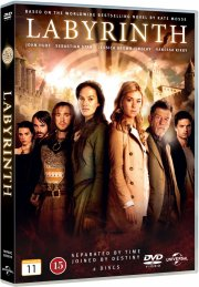 labyrinth - miniserie - 2012 - DVD