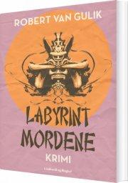 labyrintmordene - bog