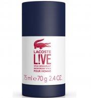 lacoste deodorant stick - live - 75 ml. - Parfume