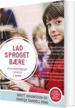 lad sproget bære - 2. udgave med dvd - bog